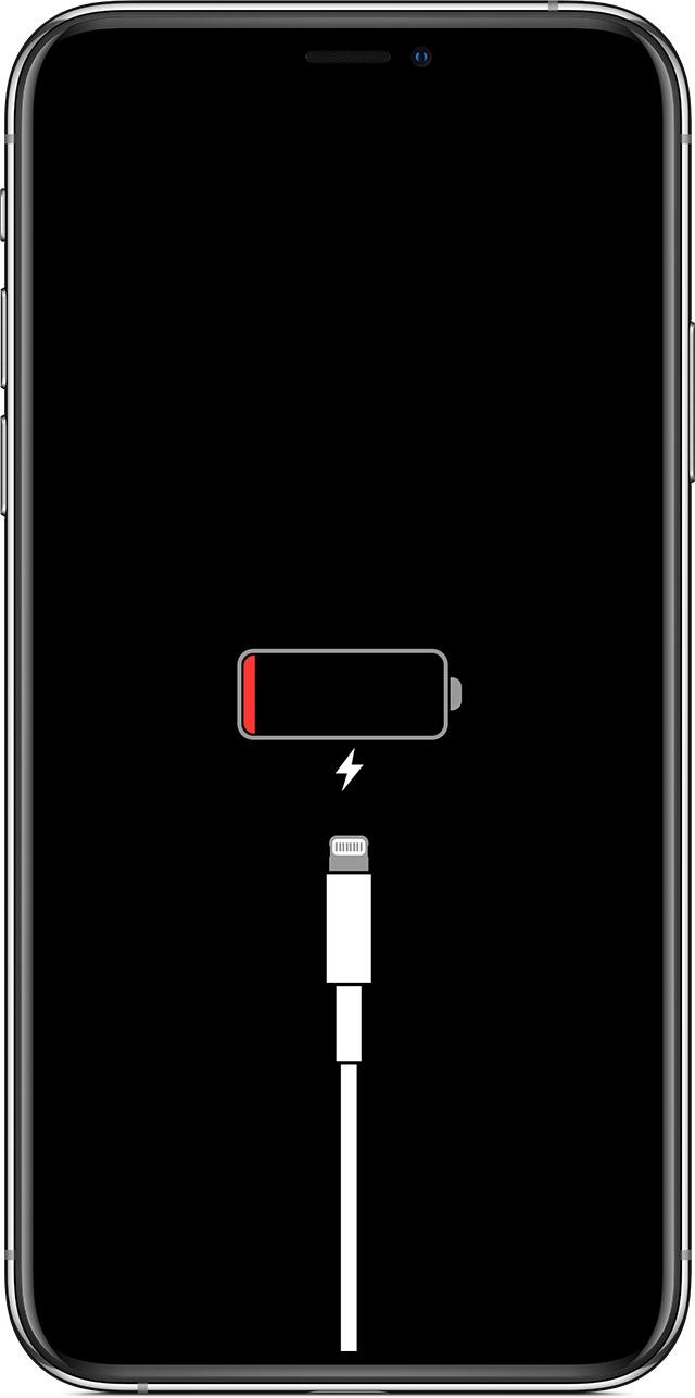 苹果充电状态