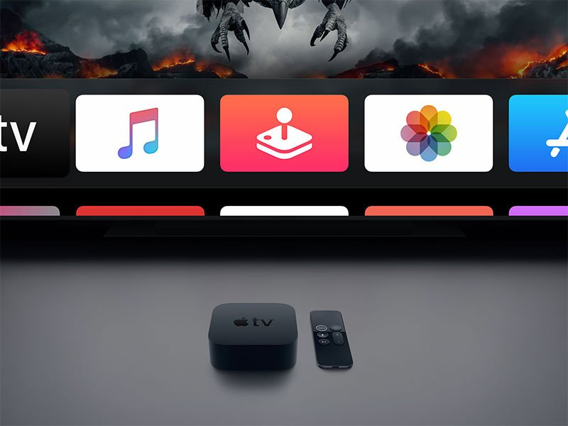 外媒:苹果正在研发下一代 Apple TV 遥控器