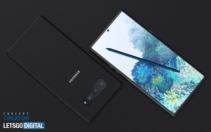 三星Galaxy Note 20