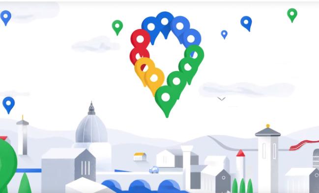 谷歌地图15周年,推出全球性更新