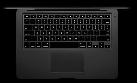 苹果键盘界面