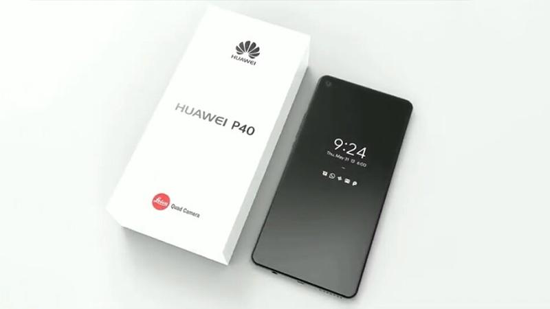 手机资讯导报:华为P40Pro外形配置曝光6400万主摄5500mAh石墨烯电池