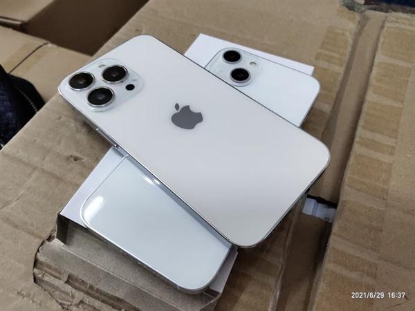 iPhone13曝光