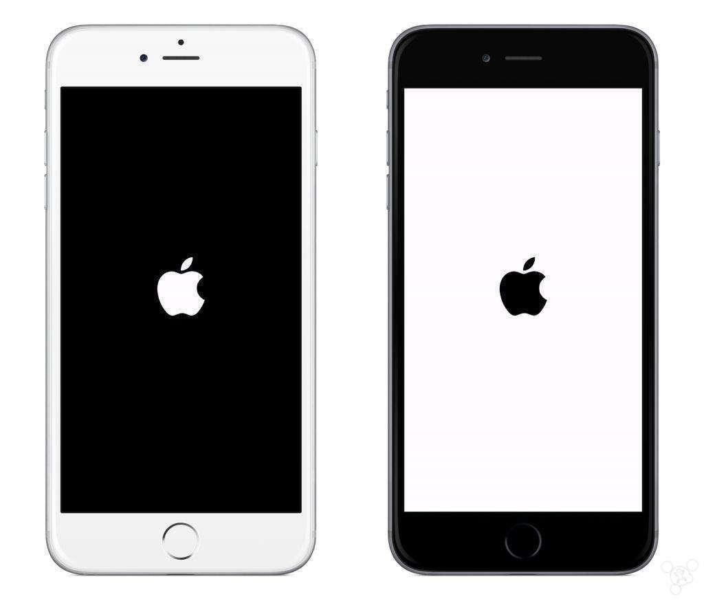 iphone白苹果