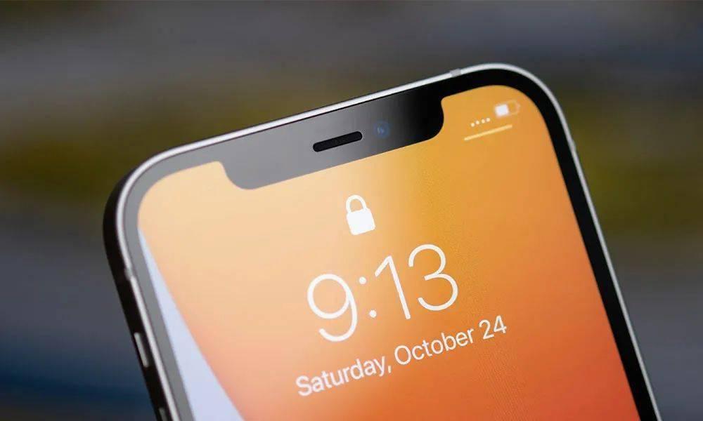 iPhone信号