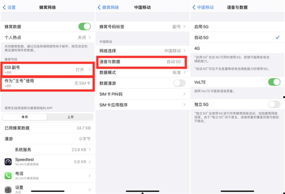 如何在 iPhone 12 上使用 5G?不显示选项怎么办?