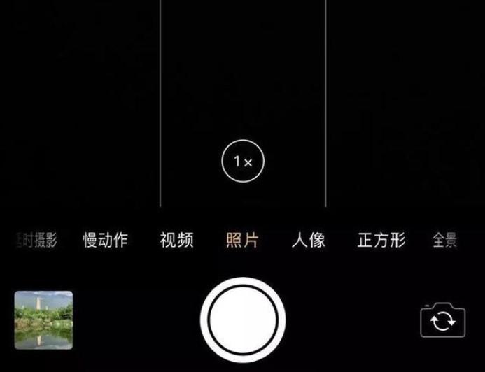 iPhone 原生相机的不同模式分别适合拍摄哪些场景?