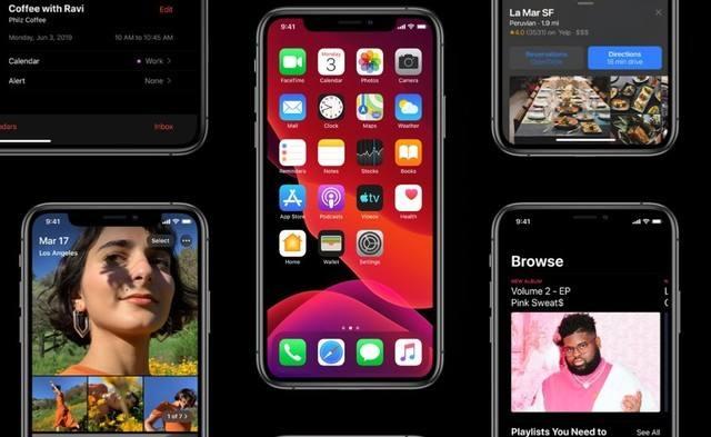iOS 和 iPadOS 13.3 第四个测试版发布!
