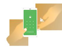 二手Android设备屏幕锁打不开